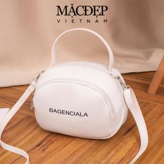 Túi xách nữ thời trang MẶCĐẸP Balii Bagenciala Nhiều màu đựng điện thoại - macdep thumbnail