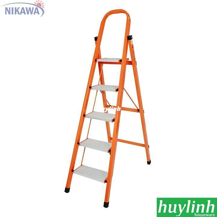 Thang nhôm ghế Nikawa NKS-05 - 5 bậc