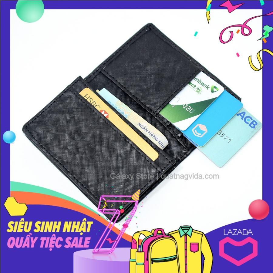 Ví Bóp Nữ Nhỏ Gọn Nhiều Ngăn Để Thẻ CMND Galaxy Store GVMB01B B02B