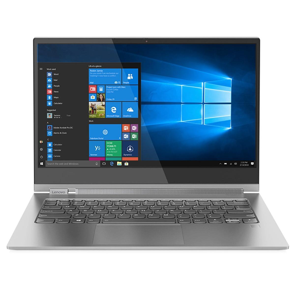 Laptop Lenovo Yoga C930-13IKB 81C4009QVN Core i7-8550U/ Win10 + Office 365 (13.9 UHD IPS Touch)