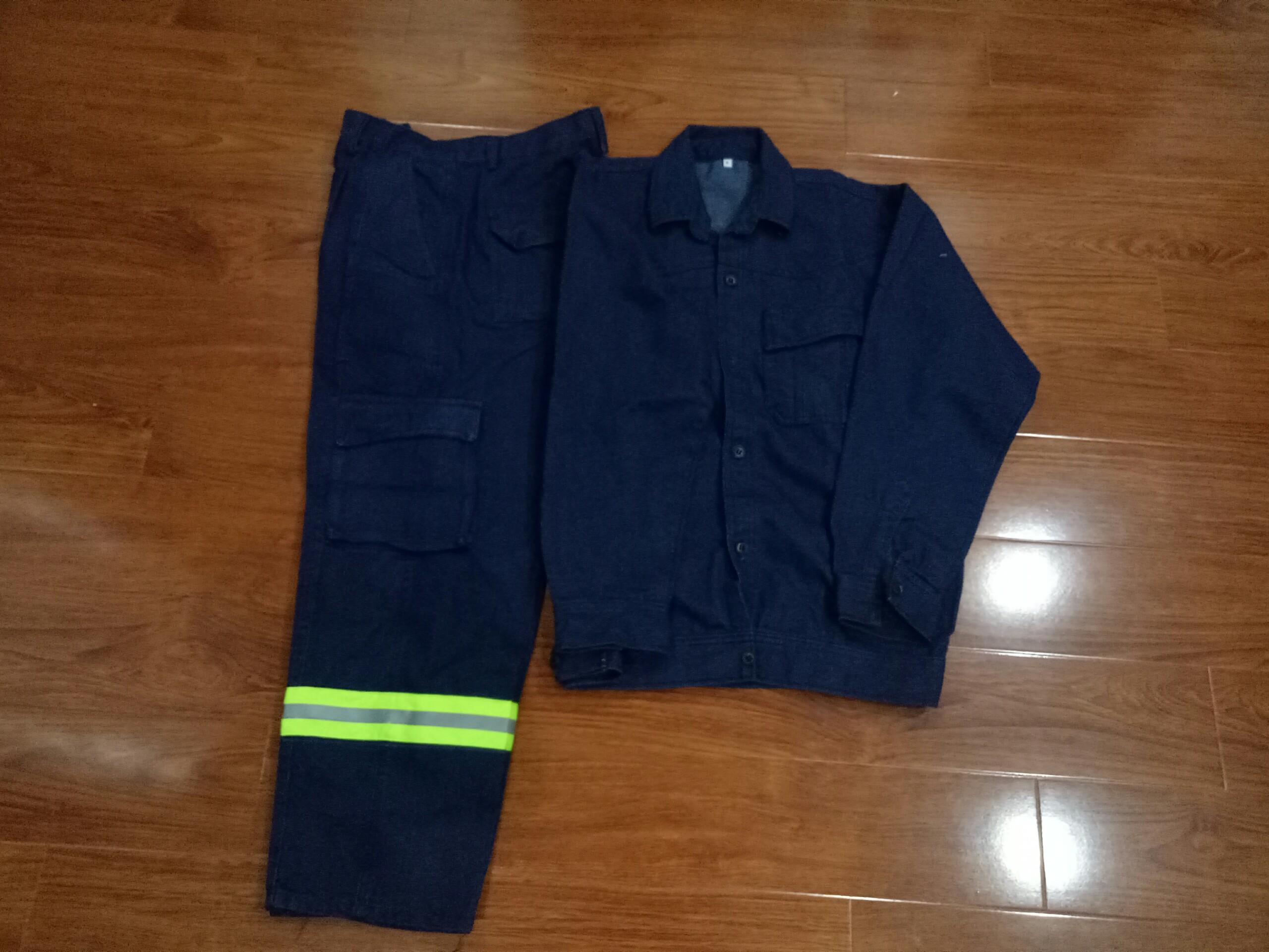 [HCM] Giảm giá Quần áo điện lực kèm dây phản quang/ Đồng phục điện lực theo tiêu chuẩn- Đủ size ( Kèm hình thật)