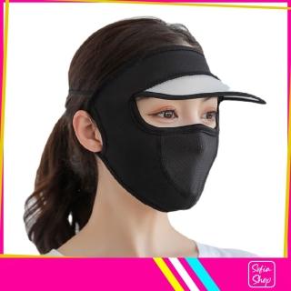 Khẩu Trang Ninja Nin Ja Nam Nữ Che Kín Mặt Có Mũ Chống Nắng Bụi Tia UV MUKK22 - Khau Trang Ninja Nin Ja Nam Nu Che Kin Mat Co Mu Chong Bui Nang Tia UV - ShopSofia thumbnail