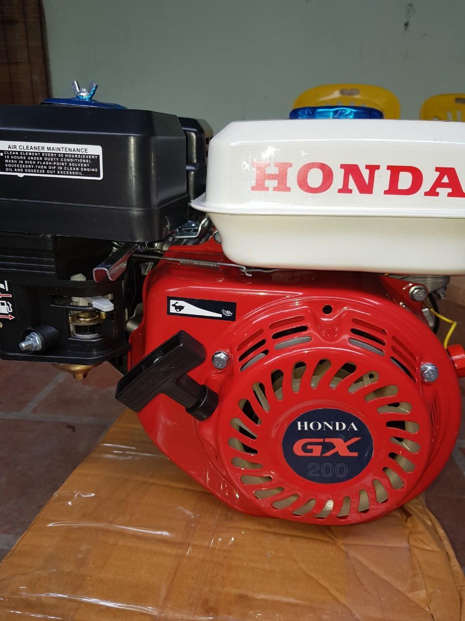 ĐỘNG CƠ XĂNG HONDA GX-200 - GX200