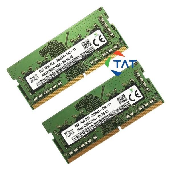 Bảng giá Ram Laptop DDR4 8GB SK Hynix 3200MHz Chính Hãng - Mới Bảo hành 12 tháng Phong Vũ