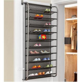 Kệ giày dép 10 tầng khung inox,giá để giày inox 10 tầng,giầy dép,kệ để đồ thumbnail