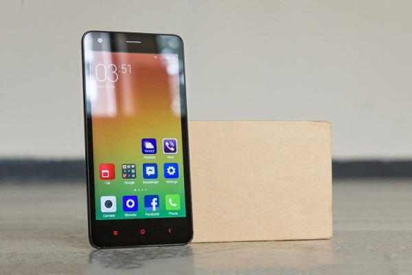 Điện Thoại Cảm Ứng Giá Rẻ Xiaomi Redmi 2 Ram 1Gb / Rom 8Gb pin trâu cấu hình mạnh