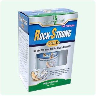 Hàu Biển Rock Strong Gold - Bổ Thận Tráng Dương , Tăng Cường Sinh Lý- Hộp 30 Viên-xanh nhạt thumbnail