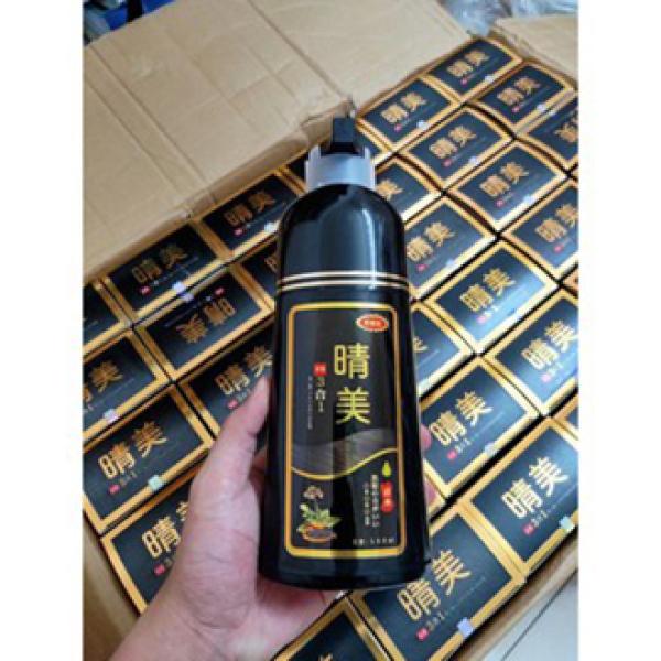 [CHÍNH HÃNG] KOMI - DẦU GỘI PHỦ BẠC THẢO DƯỢC ĐEN TÓC - DẦU GỘI PHỦ ĐEN TÓC BẠC - 500ML giá rẻ