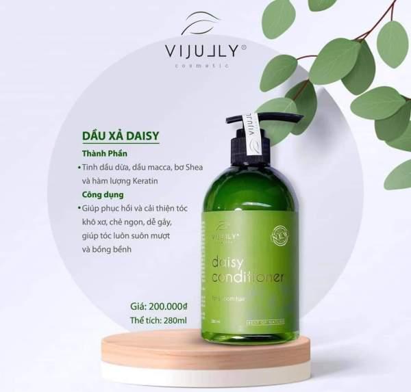 Dầu xả tinh dầu bưởi Vijully