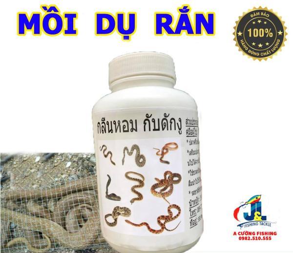 Thuốc Dụ Rắn 350gram - Hàng Thái Lan Siêu Nhậy