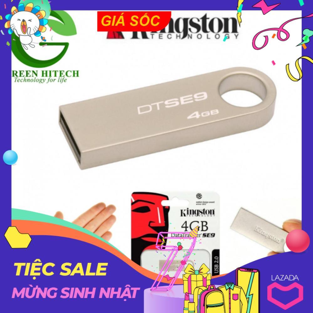 USB 4GB KINGTON DataTraveler SE9 2.0