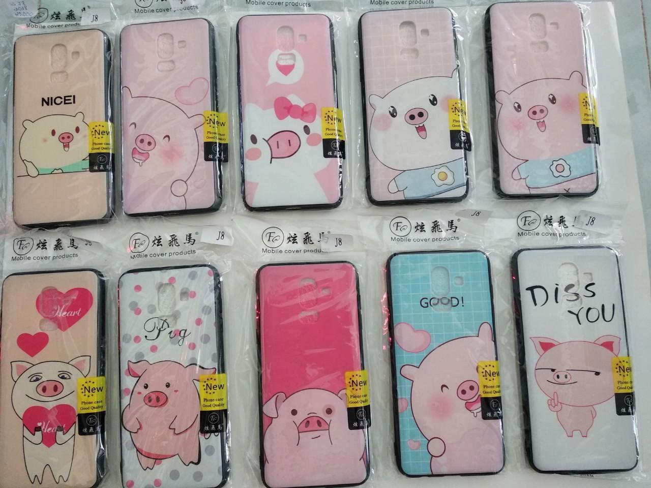 Mã Ưu Đãi Khi Mua Ốp Lưng Samsung Galaxy J8