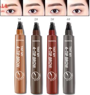 Bút kẻ mày phẩy sợi 4D dạng Gel Suake chống nước, lâu trôi, giúp lông mày sắc nét và đẹp hơn thumbnail