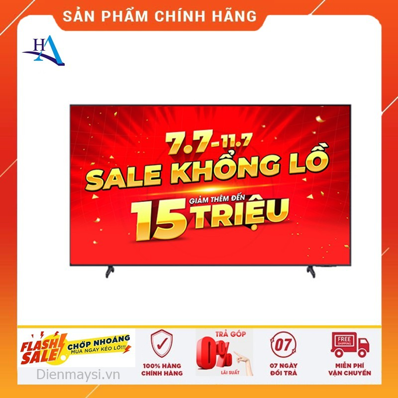 Bảng giá [HCM]Smart Tivi Samsung 4K UHD 65 Inch UA65AU8000KXXV (Miễn phí giao tại HCM-ngoài tỉnh liên hệ shop)