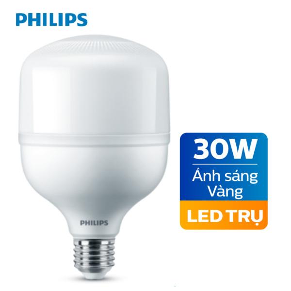 Bóng đèn Philips LED Trụ TForce core 30W HB E27- Ánh sáng trắng/ Ánh sáng vàng