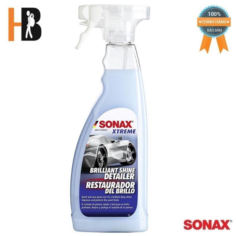 Dung dịch đánh bóng sơn khô Sonax Xtreme Brilliant Shine Detailer 287400