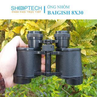 Ống nhòm Baigish 8 30, ống nhòm quân sự, ống nhòm giá rẻ, ống nhòm nhìn xa 1000m thumbnail