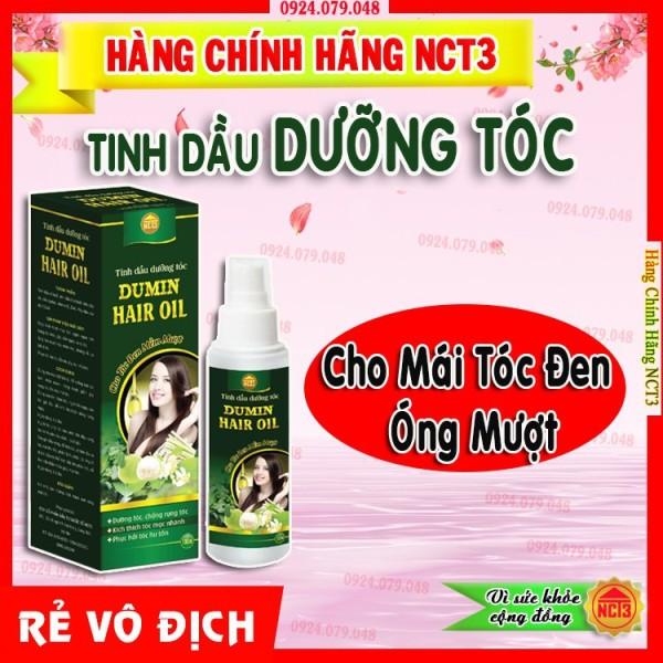 - Tinh Dầu Dỡng Tóc Thảo Dược Dumin Hair Oil (100ml) [ Sản phẩm công ty NCT3 ] giá rẻ