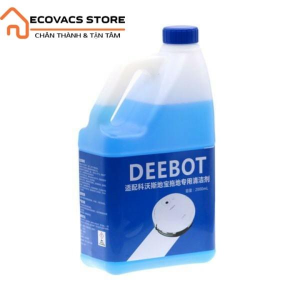 Nước lau sàn chuyên dụng cho Robot hút bụi lau nhà ECOVACS DEEBOT / ILIFE / XIAOMI / LIECTROUX / IROBOT