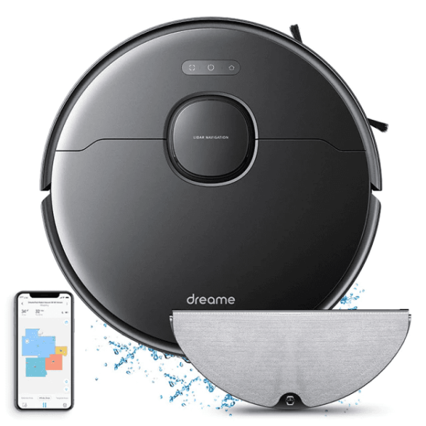 Robot hút bụi, lau nhà Xiaomi Dreame L10 Pro
