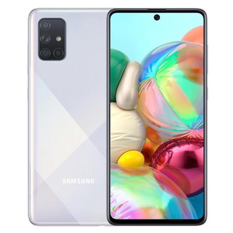 Điện Thoại Samsung Galaxy A71 128GB (8GB RAM) - Màn hình tràn viền vô cực 6.7 inch