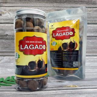 Tỏi đen một nhánh LAGADO - Tỏi đen cô đơn lên men, sấy khô công nghệ hiện đại - Chất lượng đảm bảo - Tốt cho sức khỏe của bạn và người thân thumbnail