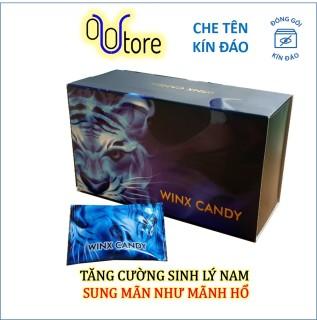 Kẹo Winx Candy chiết xuất nhân sâm tăng cường sức khoẻ sinh lý nam giới thumbnail