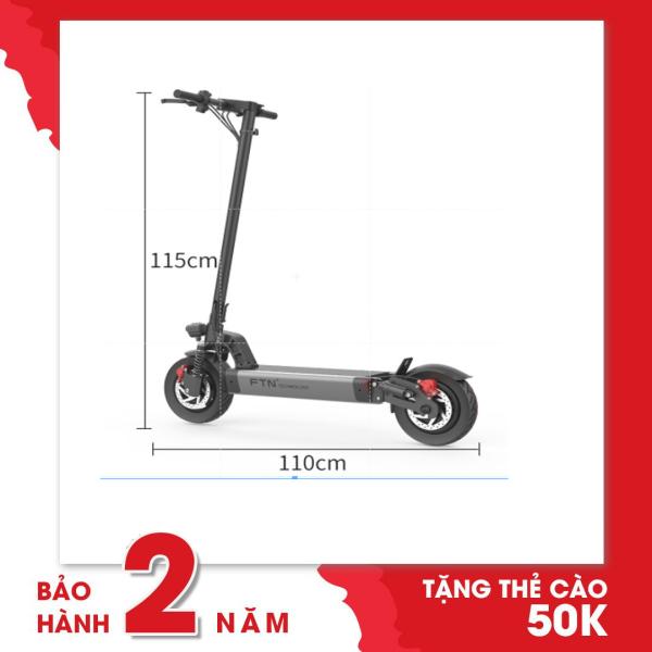 Giá bán Xe điện thể thao scooter HomeSheel FTN S1-bảo hành 2 năm