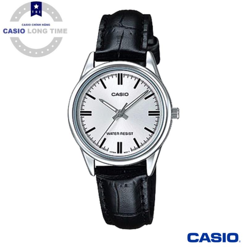 [Ủy Quyền Bởi Casio Anh Khuê]Đồng hồ Casio nữ LTP-V005L-7AUDF đơn giản và đặc biệt là cực kì quyến rũ
