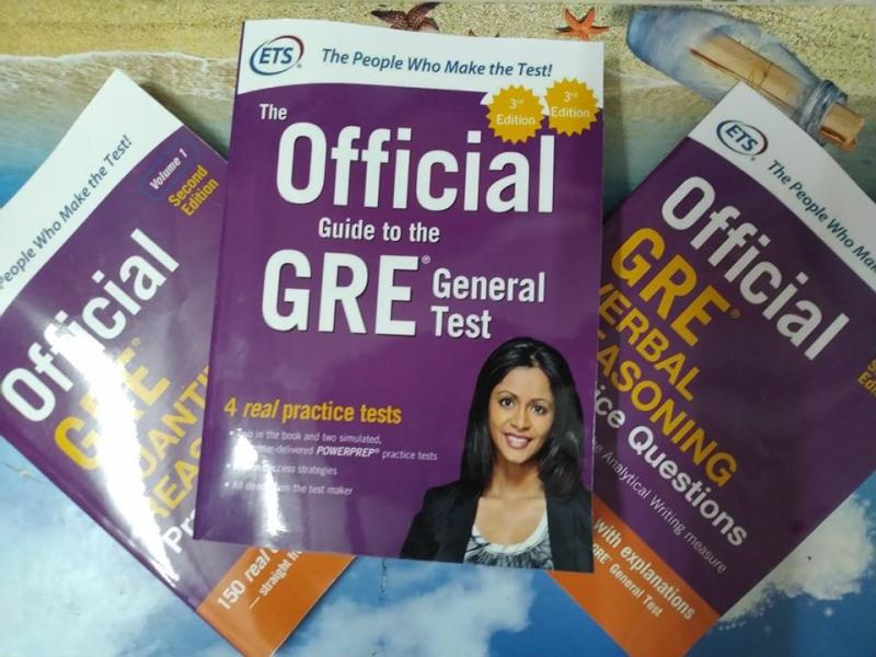 Combo: Official GRE Super Power Pack, Second Edition