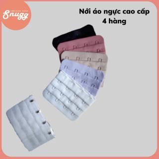 Nới áo ngực cao cấp 4 hàng- Snugg Việt thumbnail