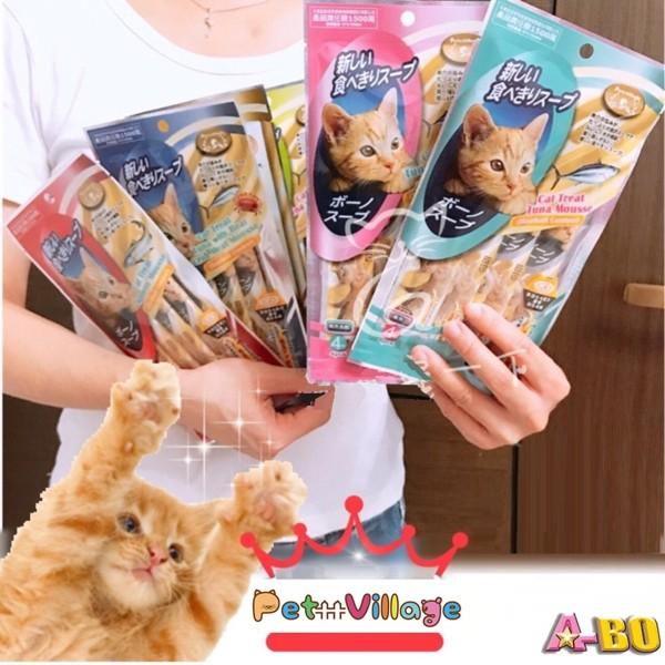 Sốt dinh dưỡng cho mèo PV 4 gói 14g, Thức ăn cho mèo bổ sung dinh dưỡng cần thiết, tăng cường miễn dịch, tốt cho tim mạch, giàu Omoega 3 và Vitamin E