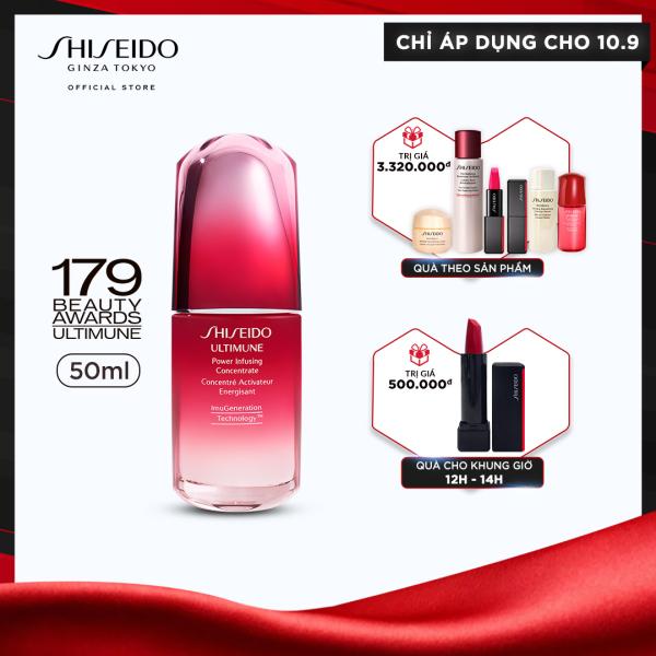 Tinh chất dưỡng da Shiseido Ultimune Power Infusing Concentrate N 50ml giá rẻ