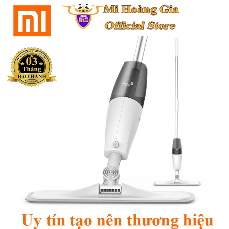 Cây lau nhà Xiaomi 2 trong 1 - Có phun nước Deerma Spray Water Spray Mop | Hãng phân phối