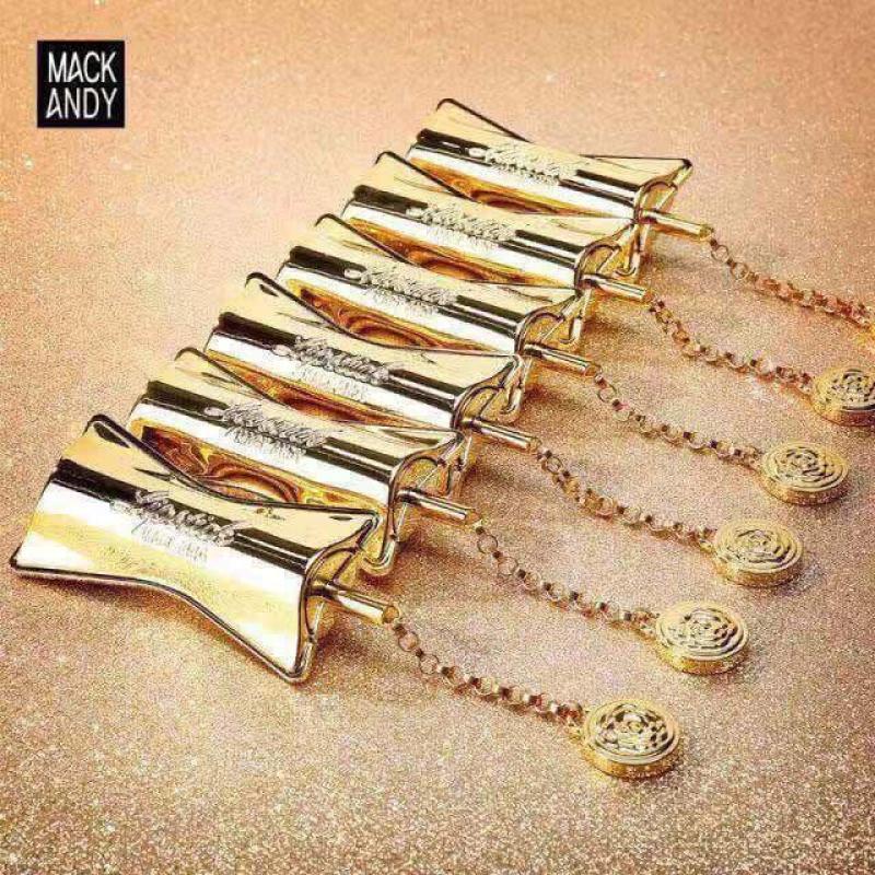 [Có Mã Giảm Giá] Son Thỏi Mack Andy nơ Cá Tính đủ 6 màu thời thượng 2019 - Laha_Shop