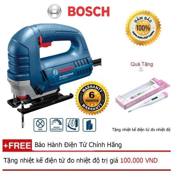 Máy cưa lọng Bosch GST 8000E + Quà tặng nhiệt kế điện tử