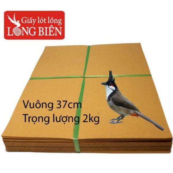 Giấy lót lồng chim chào mào 19 nan, kích thước 37cm, trọng lượng 2kg