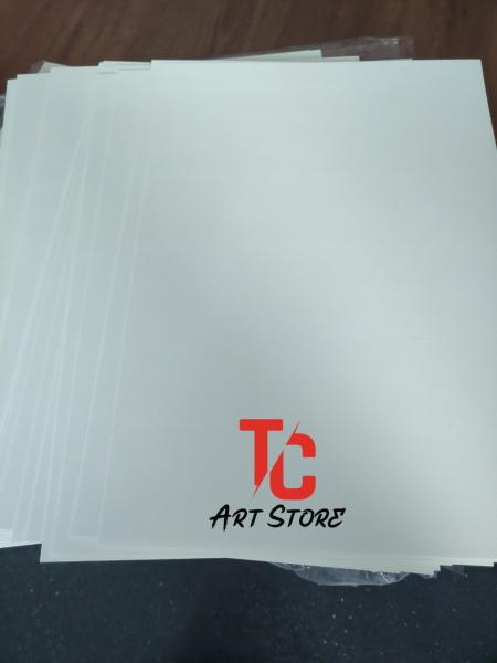 Mua [TC Art Store] Giấy canson Hàn (truyền thống) Vân ngang khổ A3, A4, A5 Loại Dày 250gsm