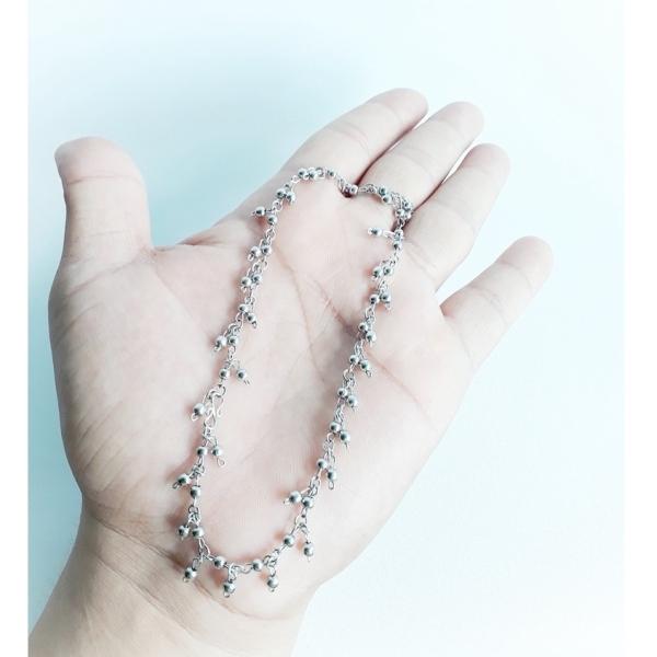 ▽◄  Vòng đeo tay Rnl bằng thép chính hãng