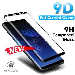 Miếng Dán Kính Cường Lực Bảo Vệ Màn Hình Sanptoch Trọn Bộ Dành Cho Samsung Galaxy S10 S9 S8 Plus S10E S7 Edge 9D Note 8 9 10 Plus - INTL thumbnail
