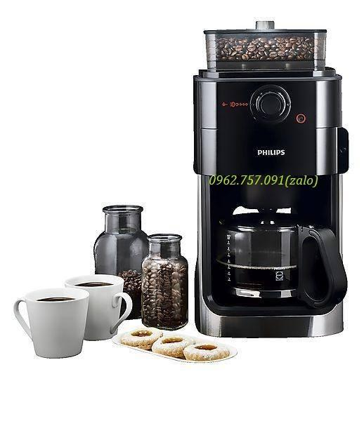 Máy pha cà phê tự động Philips HD7762