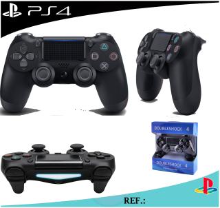 Tay Cầm PS4 DOUBLESHOCK 4 DualShock 4 dùng cho cả đầu playstation 4 Pro slim Chĩnh Hãng + Cáp USB Chơi Game Tối Ưu Cho PC FO4 FIFA PES4 FIFA4 Mobile thumbnail