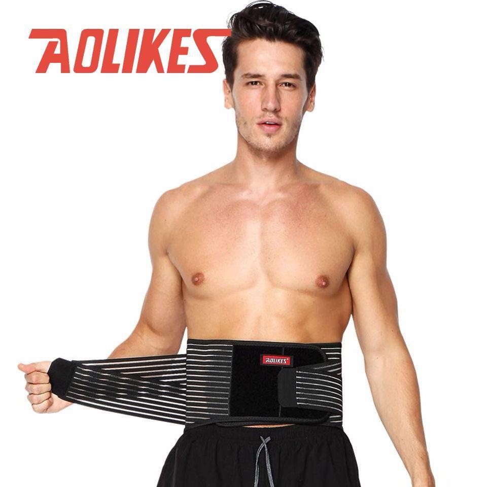 Bảng giá Đai lưng tập gym có nẹp thép cao cấp Aolikes AL7996