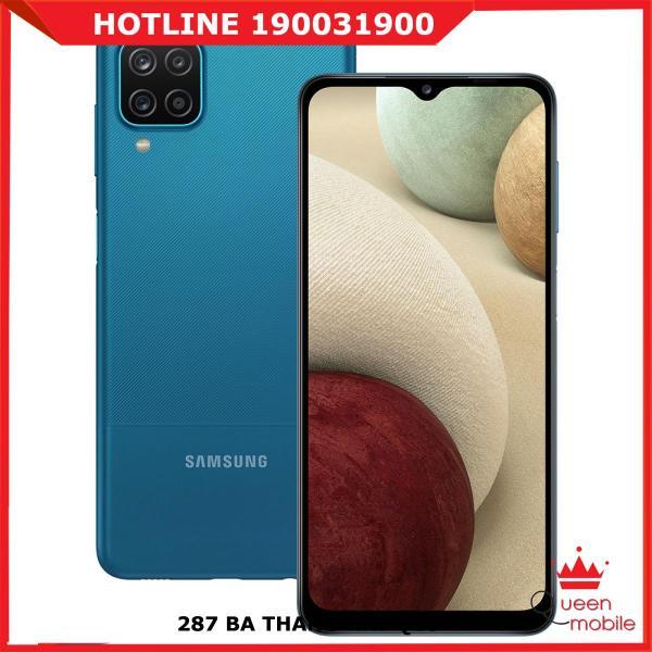 Samsung A12 SM-A125F 4GB/128GB White chính hãng