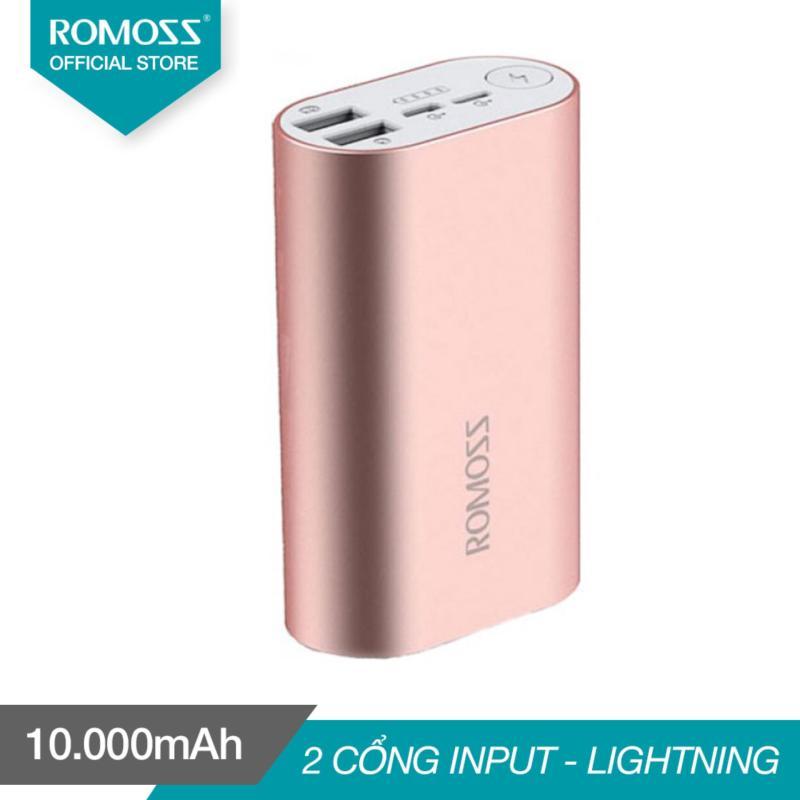 Giá Pin sạc dự phòng 10.000mah Romoss ACE10- Hãng phân phối chính thức