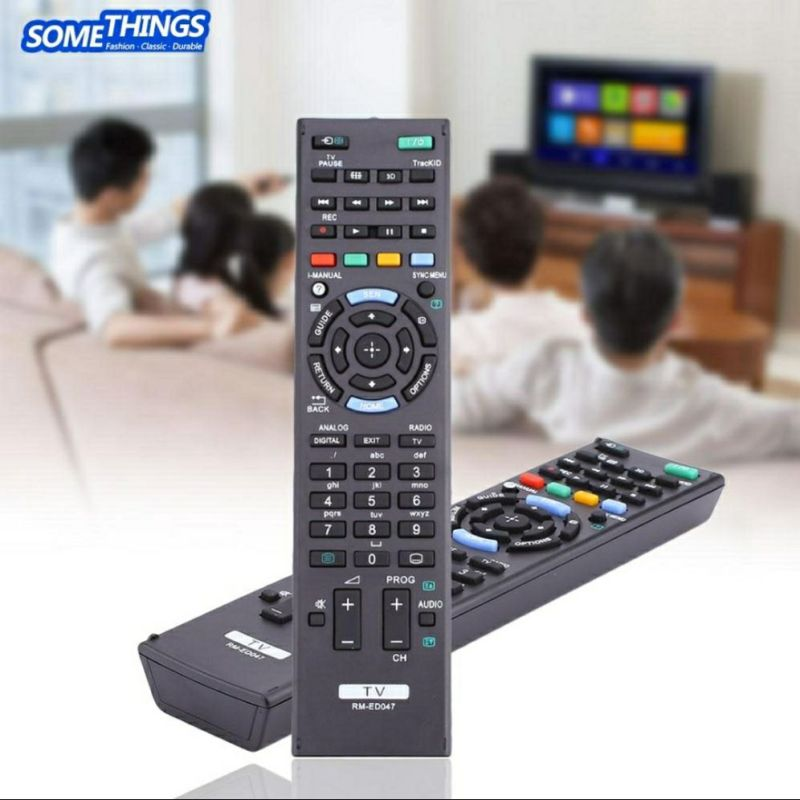Bảng giá điều khiển tivi sony RM-ED047 zin