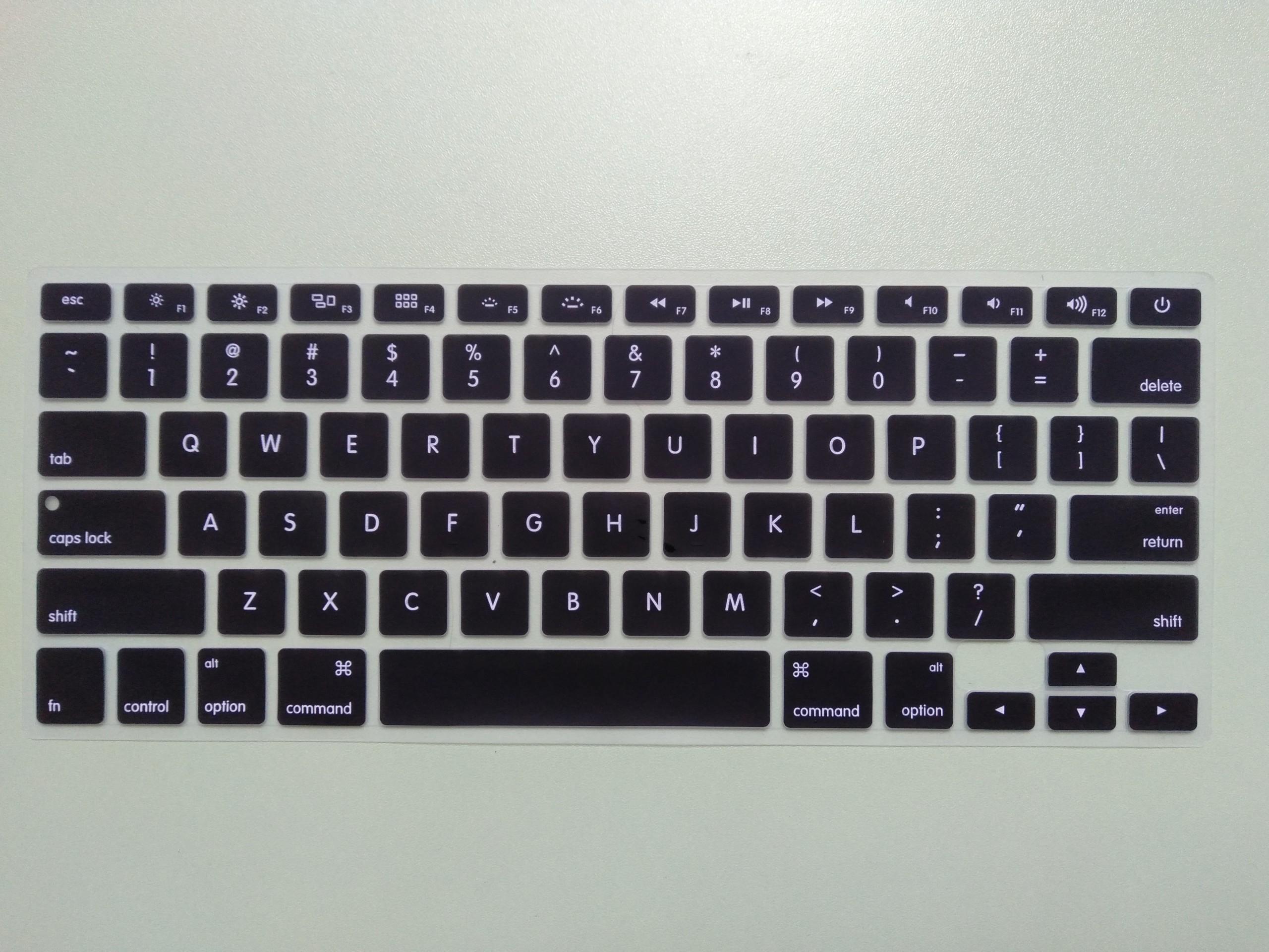 Bảng giá Miếng silicon phủ bàn phím macbook Phong Vũ