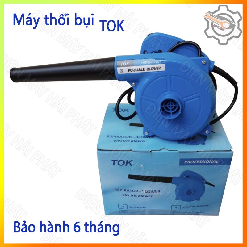 Máy thổi bụi TOK-Xanh-Công suất 1000W-Bảo hành 6 tháng