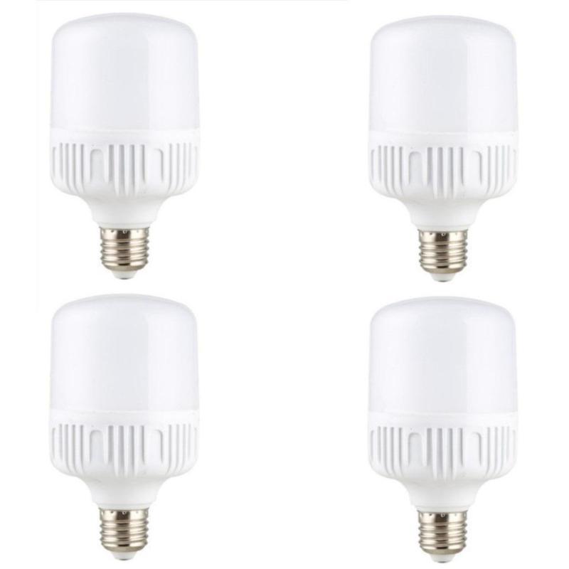 Bộ 4 bóng đèn LED Trụ 40W (Ánh sáng trắng)