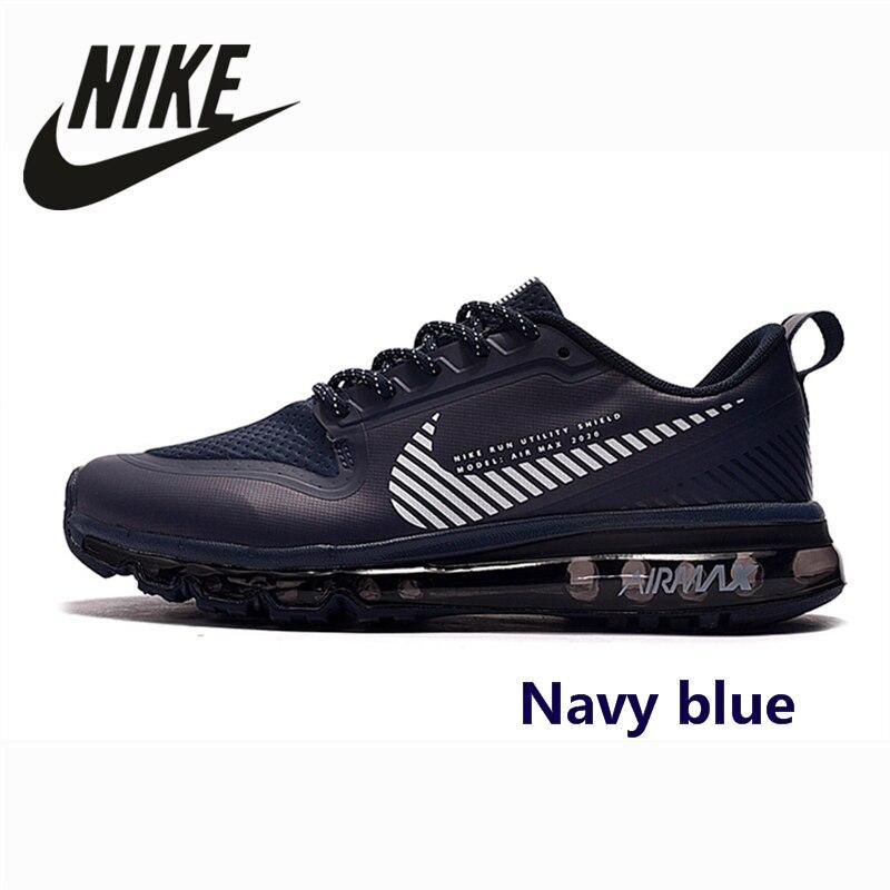 NIKE_Air_Max 2020 Breathable Men's Original New Arrival Authentic Running Shoes Sports Sneakers Giá Ưu Đãi Không Thể Bỏ Lỡ